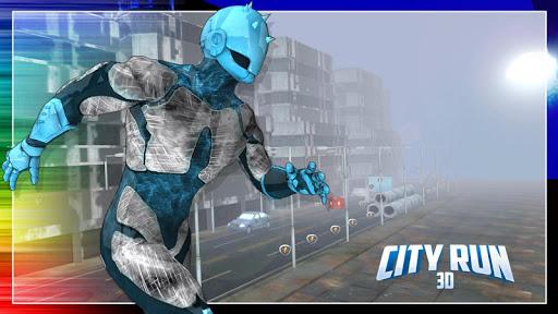 City Run 3D