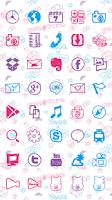 Screenshot of gonoturn-Pastel Sketch Theme