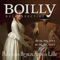 Boilly, rétrospective – Lille logo