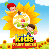 Kids Paint Brush