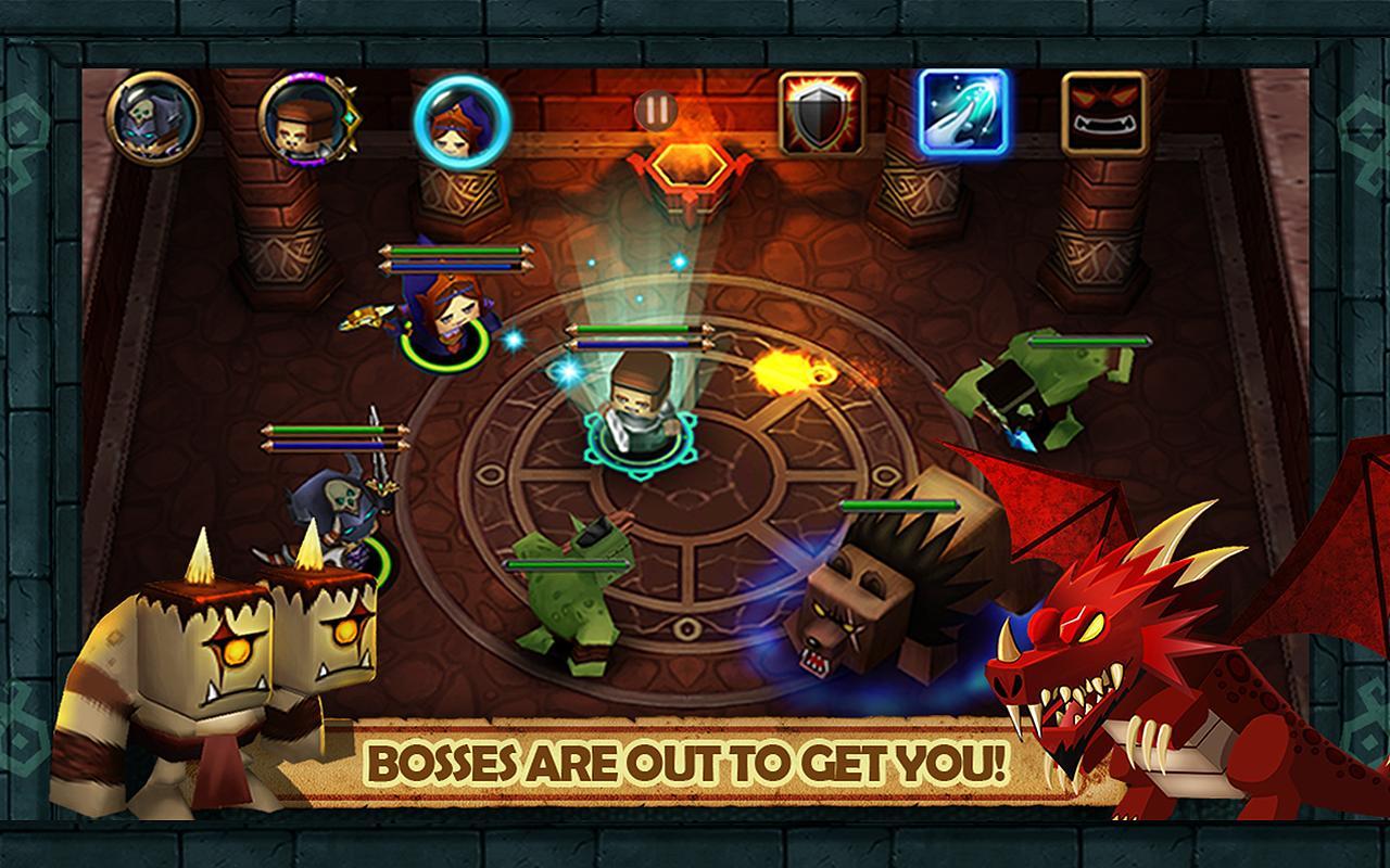 Tiny Legends: Heroes - screenshot