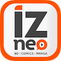 izneo BD Comics Manga icon