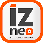 izneo BD Comics Manga icon