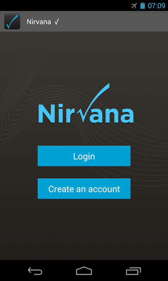 Nirvana | GTD - screenshot