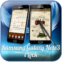 Galaxy Note 3 iLock icon