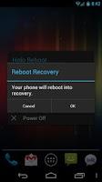 Screenshot of Holo Reboot - ROOT