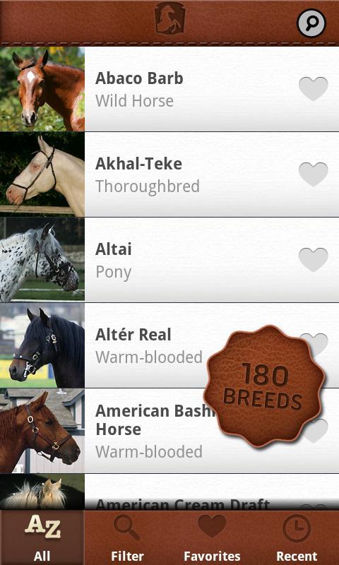 Horses PRO- screenshot