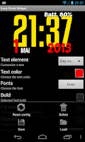 Screenshot of Easy Clock Widget