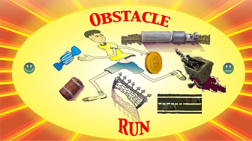 Obstacle Run Fast Racing Game