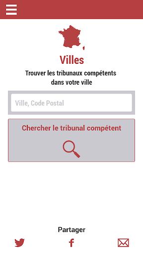 TribunApp — l'App des Avocats