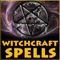Witchcraft Spells logo
