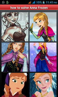 How to solve Frozen Anna