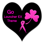 ThinkPink Go Launcher EX Theme