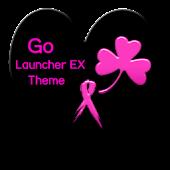 ThinkPink Go Launcher EX Theme