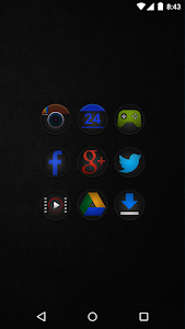 Stealth - Icon Pack v3.3.4
