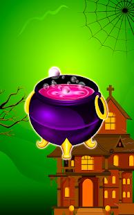 Hidden Witch Break Attack Saga