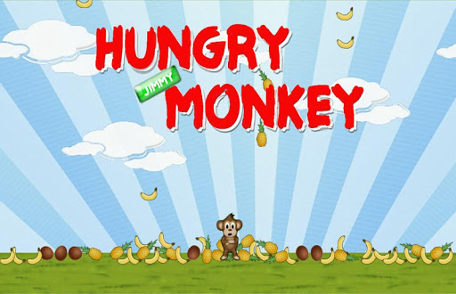 【免費休閒App】Jimmy Hungry Monkey-APP點子