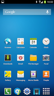 CM10.2 CM9 GALAXY S4 TW theme - screenshot thumbnail