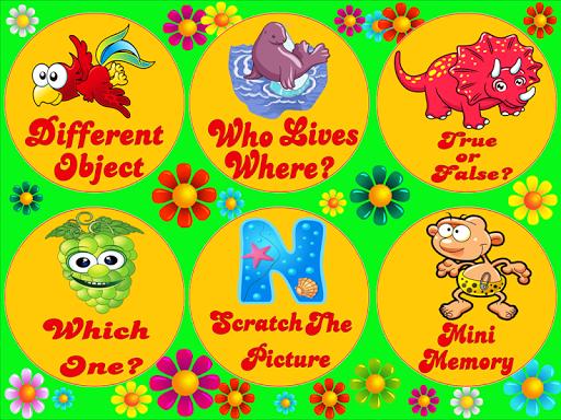学习和乐趣与弗雷迪蜂|玩解謎App免費|玩APPs