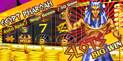Egypt Pharoah Slots - Casino