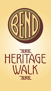 Bend Heritage Walk - screenshot thumbnail