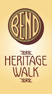 Bend Heritage Walk - screenshot thumbnail