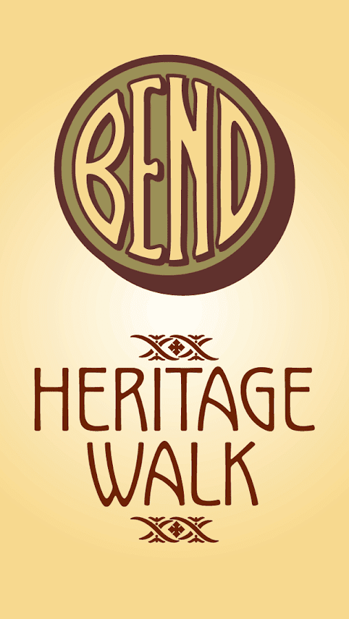 Bend Heritage Walk - screenshot
