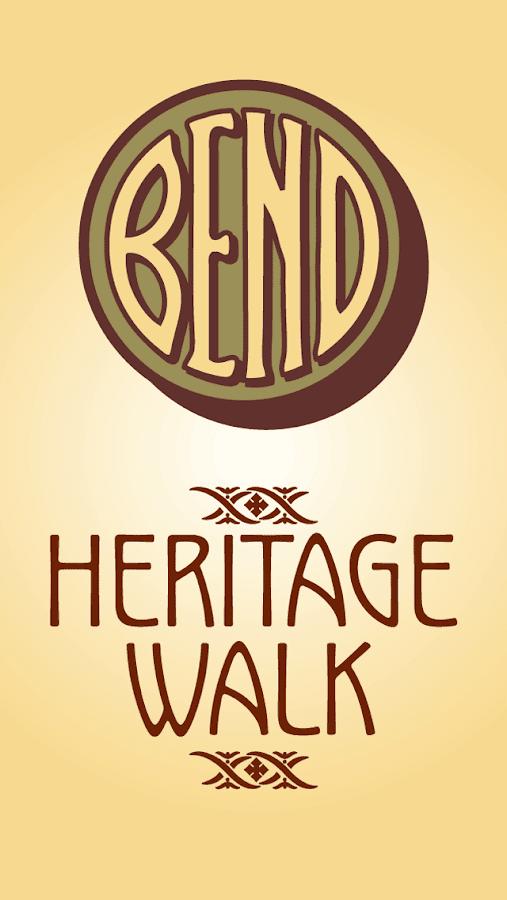Bend Heritage Walk - screenshot