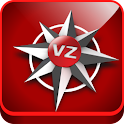 VZ Navigator for Droid2 Global logo