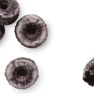 Chocolate Cake Doughnuts.