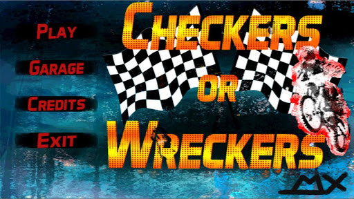 Checkers or Wreckers MX FREE