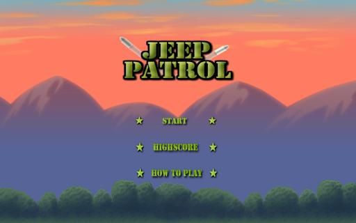 Jeep Patrol