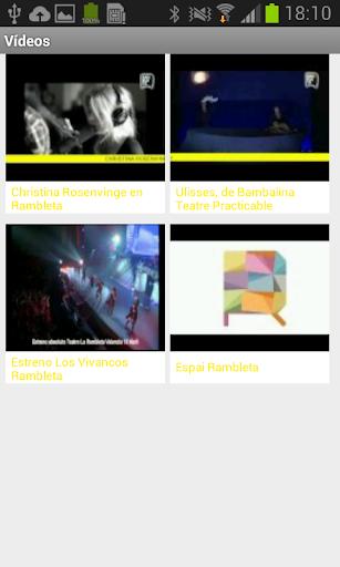 【免費娛樂App】Espai Rambleta-APP點子