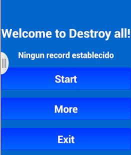 Destroy all! - screenshot thumbnail