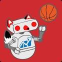 Marist Football & Basketball logo