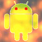 ACE: Burning Droid Wallpaper icon