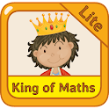 King of calculation icon