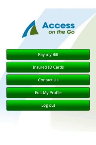 Access Insurance - screenshot