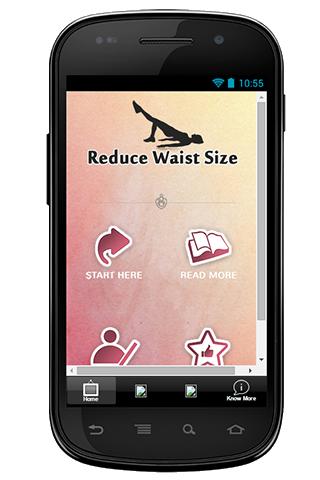Reduce Waist Size