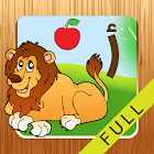 Arabic Learning For kids Full icon