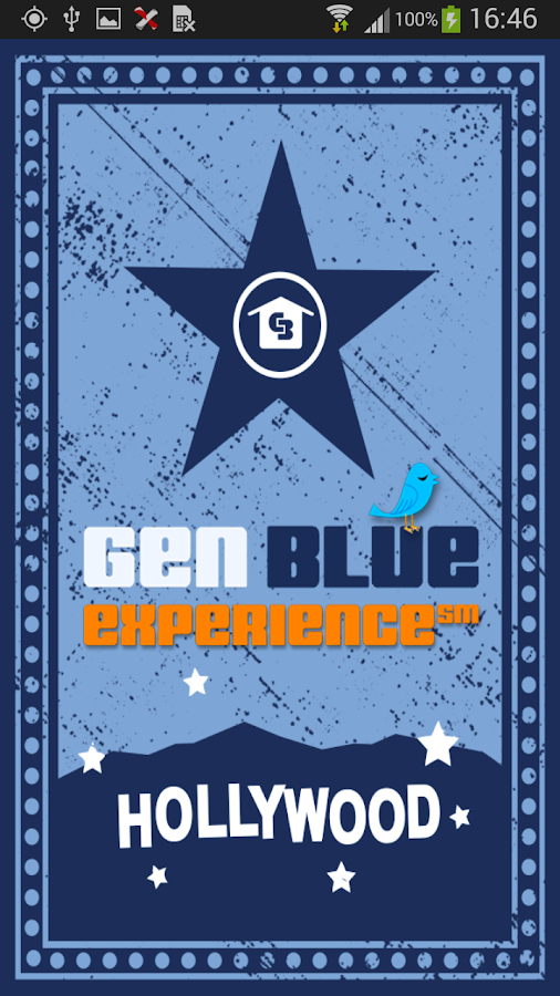 Generation Blue 2014 - screenshot