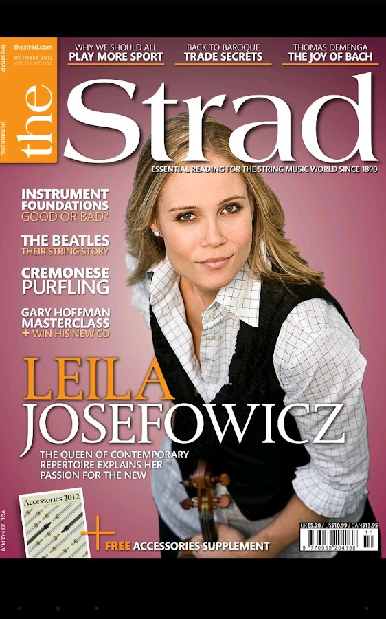 The Strad - screenshot