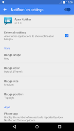 Apex Launcher Pro Screenshot 6