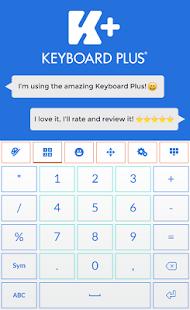 App Keyboard - náhled