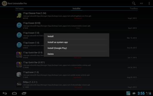 البرنامج Root Uninstaller v6.3 التطبيقات جذورها.التطبيقات 2014,2015 jTywFXhZFjIwl6WHCXkp