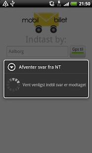 Mobil Billet - screenshot thumbnail