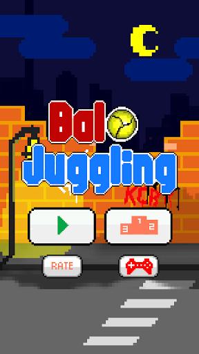 Balo Juggling