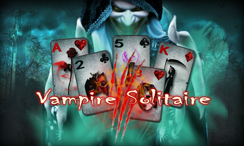 Vampire Solitaire- screenshot