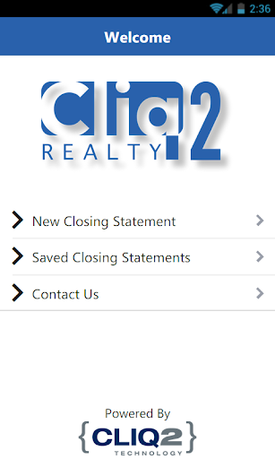 Cliq2Realty