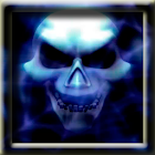 Face of Death LWP icon